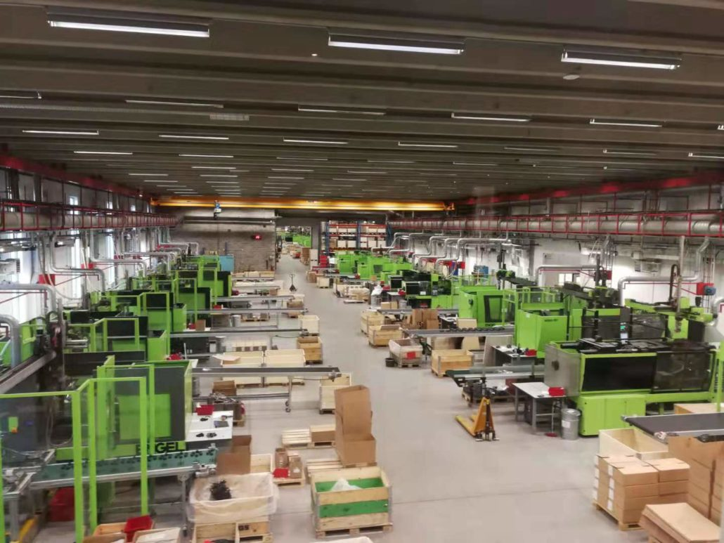Injection Molding Company In Sweden