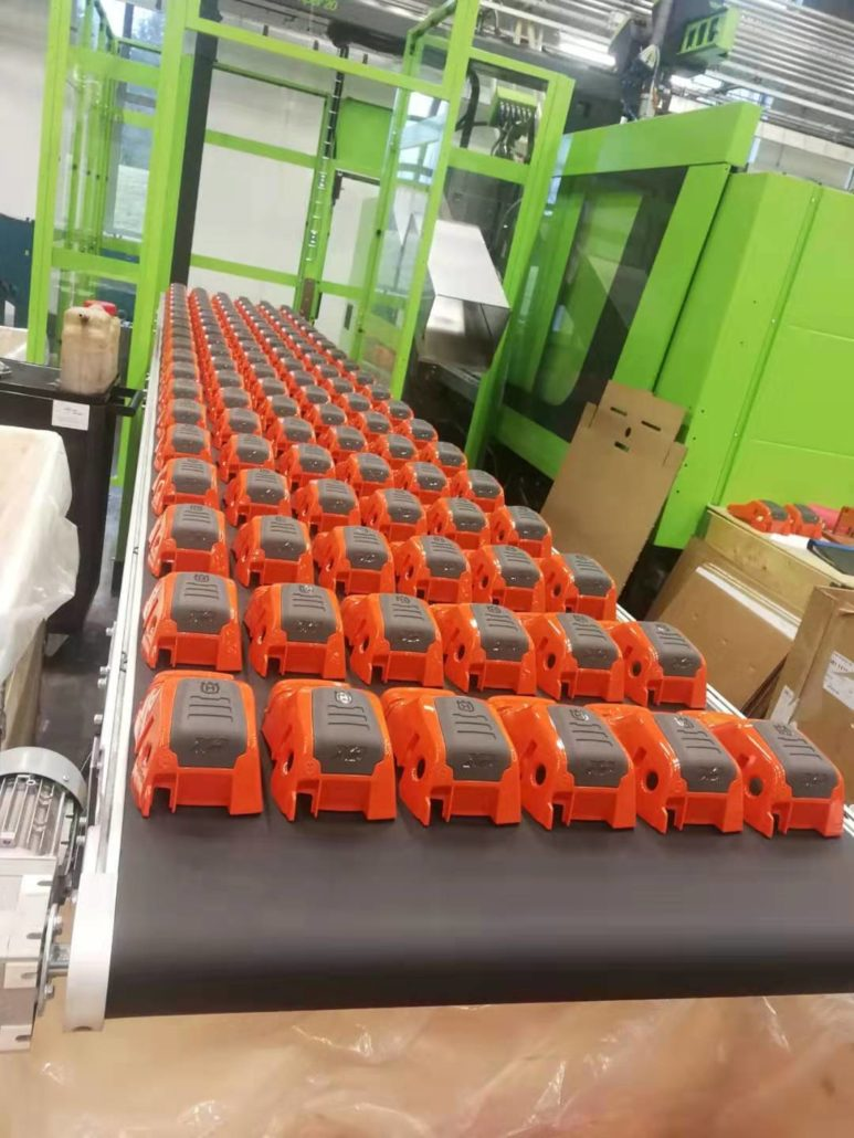 Injection Molding factory