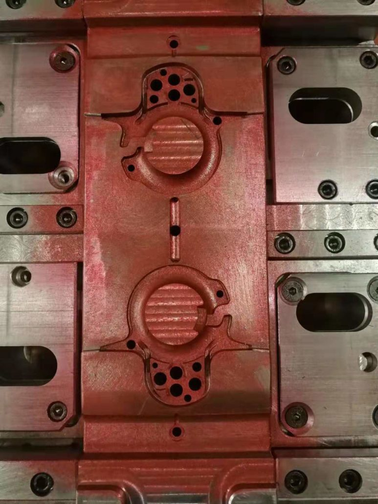 Plastic Injection Mold Manufacturing-Mold Fitting